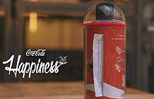 西班牙可口可乐营销活动 360度摄像头