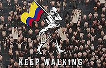 Johnnie Walker哥伦比亚营销活动 6000人裸体集会