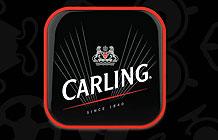 英国Carling啤酒技术营销 一键下单买酒