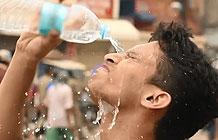 印度盐业公司创意营销 冰棍补充能量