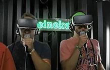 喜力啤酒音乐节VR营销 与歌手同台