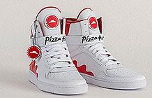 必胜客另类营销 穿上鞋子预定披萨