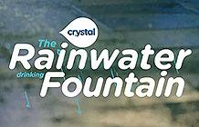 巴西矿泉水公司Crystal技术营销 公交车站变饮水机