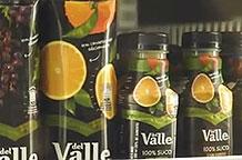 巴西果汁品牌Del Valle超聪明营销活动 价签广告