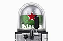 英国喜力啤酒促销产品 Blade台式生啤机