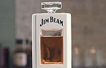 美国威士忌品牌jimbeam恶搞营销 人工智能醒酒器