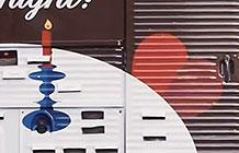 英国士力架情人节户外宣传活动 餐厅预订
