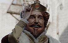 汉堡王借势小丑电影上映恶搞活动 国王台阶