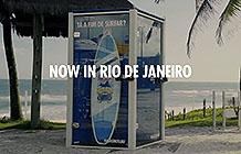 巴西红牛营销活动 冲浪板共享服务