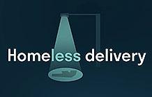澳大利亚外卖平台Deliveroo公益活动 无家可归外卖服务