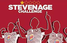 英国汉堡王创意活动 让小球队伟大起来