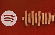 巴西麦当劳与Spotify合作推薯条音乐