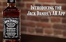 杰克丹尼威士忌酒AR应用程序