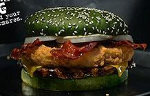 汉堡王万圣节严肃恶搞营销 吃汉堡真的会做噩梦