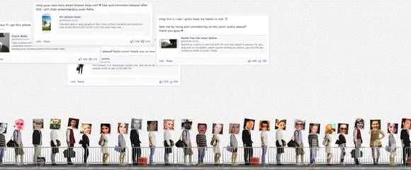 三星GALAXY S4社会化营销案例 虚拟排队