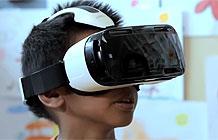 三星意大利VR公益项目 带孩子们去玩