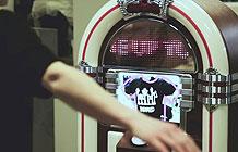 在线音乐服务Spotify西南偏南SXSW创意装置 扫T恤放歌
