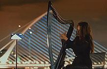 三星爱尔兰竖琴弹奏互动活动  Do Bigger Things