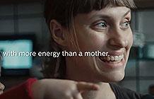 阿根廷飞利浦母亲节营销活动 鞋子电池板