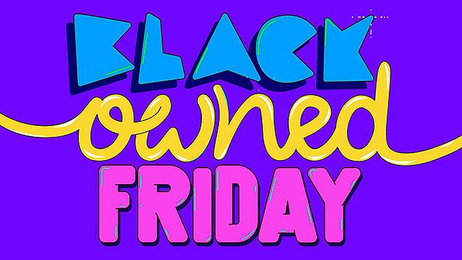谷歌黑色星期五营销活动 黑人企业星期五