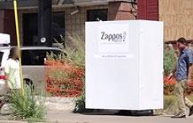 贱贱的Zappos搞了一次针对Google的线下营销活动