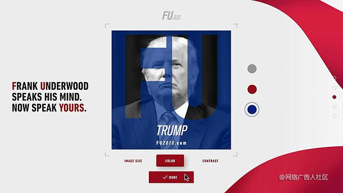 Netflix病毒营销活动创意广告