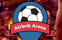 学生创意 AirBnB欧洲杯营销活动 和你的房东一起看球