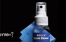 清洁布产品创意手机Banner广告 黑屏才是最佳时机