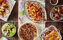 Reynolds厨房用具品牌Instagram营销活动 美食桌