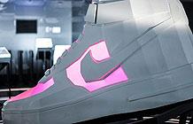 中国耐克互动装置 鞋念狂潮