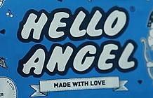 香港尿布品牌HelloAngel技术营销 跟妈妈道谢的尿布