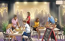 英国宜家营销活动 用餐俱乐部邀请粉丝为朋友做饭
