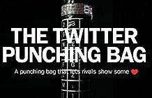 瑞典运动品牌bjornborg情人节活动 twitter沙袋机