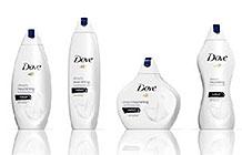 多芬新营销活动 六种不同的瓶身遭网友吐槽