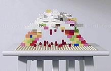 新加坡乐高玩具营销活动 实现孩子们的梦想