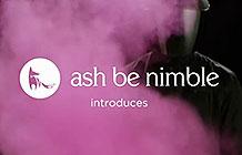 马来西亚运动服品牌Ash Be Nimble创意小装置 包包烟雾弹