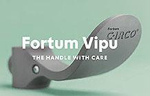 芬兰清洁能源公司Fortum疫情公益项目 开门扶手