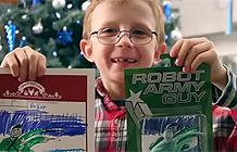 TBWA广告公司3D打印圣诞礼物