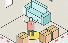 香港货车公司创意案例 帮你处理丢弃家具
