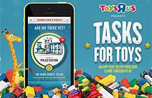 玩具反斗城App应用 让孩子们做任务