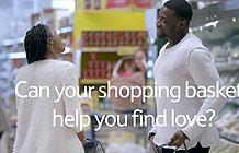2016情人节营销策划活动 Tesco商超购物篮配对