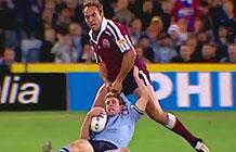 澳洲橄榄球联赛全明星比赛创意活动 实时竞价