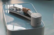 德国电信运营商mobilcom debitel恶搞营销 拇指自动换台机