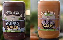 荷兰Plus超商创新产品 超级酱让孩子们多吃蔬菜