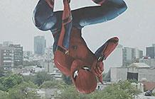 墨西哥蜘蛛侠英雄归来电影宣传活动 蜘蛛侠降临