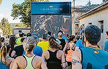权力的游戏宣传活动 让你边跑马拉松边看剧