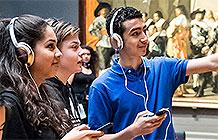 阿姆斯特丹的国立博物馆Rijksmuseum营销活动 名人讲解