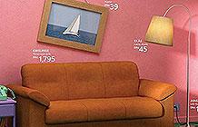 宜家创意活动 用自家产品还原《老友记》客厅