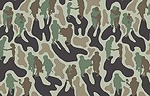 黎巴嫩军队75周年庆祝活动 和平迷彩服