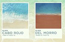 多米尼加旅游公司创意活动 沙滩目录